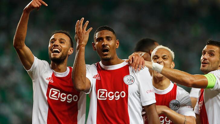 Sporting Lizbon - Ajax: 1-5