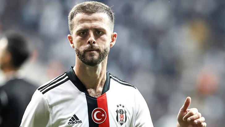 Son dakika - Beşiktaş'ın yıldızı Miralem Pjanic tam 12 kilometre koştu