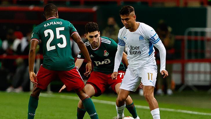 Lokomotiv Moskova – Marsilya: 1-1