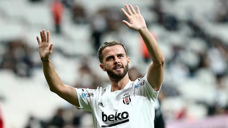Son dakika - Beşiktaş'ta Pjanic hayran bıraktı!