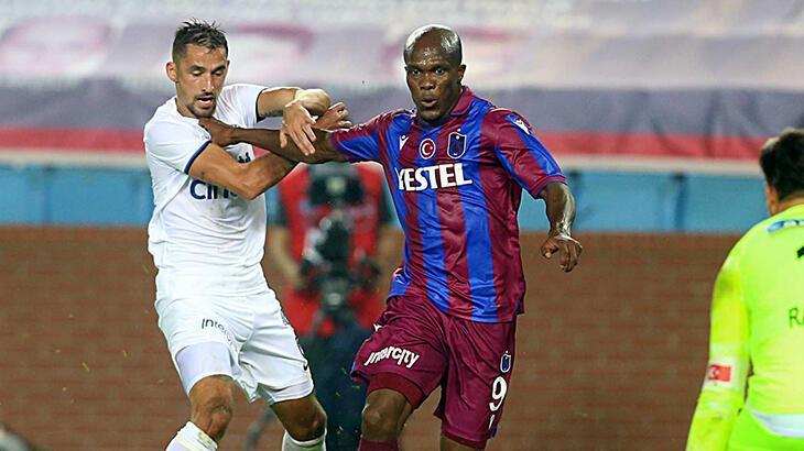 Trabzonspor ile Kasımpaşa 25. randevuda