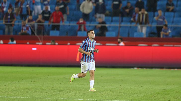 Son dakika haberi: Trabzonspor'da Abdülkadir Ömür favori, Gervinho da hazır