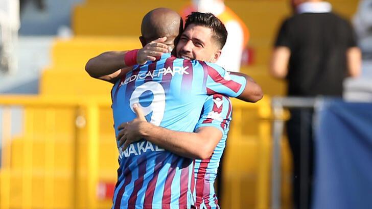 Son dakika - Trabzonspor'da Bakasetas fırtınası esiyor! Süper Lig'de fark yarattı