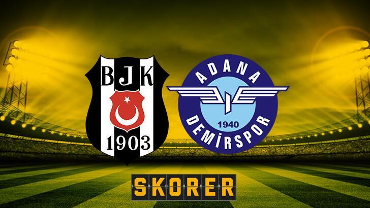 Süper Lig 6. hafta; Beşiktaş-Adana Demirspor maçı ne zaman saat kaçta hangi kanalda? Rosier ve Welinton sevinci...