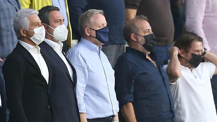 Son dakika - Fenerbahçe'de Başkan Ali Koç'un soyunma odası sözleri ortaya çıktı