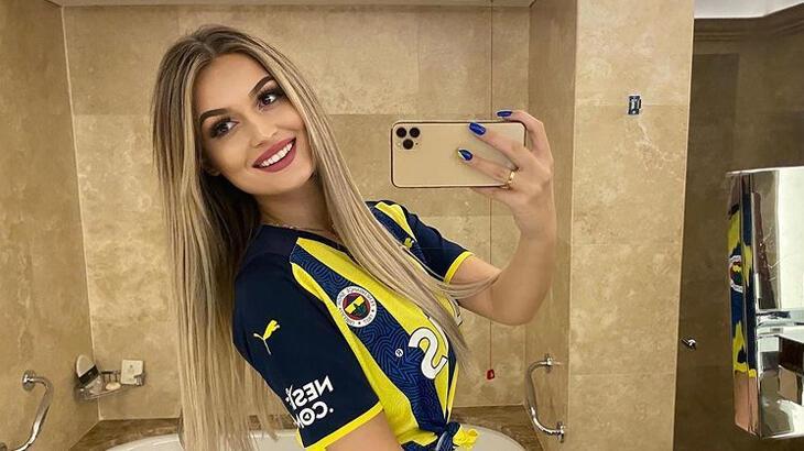 Fenerbahçeli Mergim Berisha'nın eşi Vesa Vllasaliu'den tepki!
