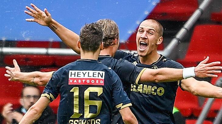 Fenerbahçe'den ayrılan Michael Frey'den gol yağmuru
