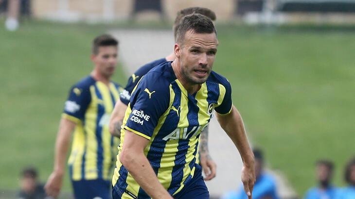 Son dakika haberi - Fenerbahçe'de solun ilacı Filip Novak