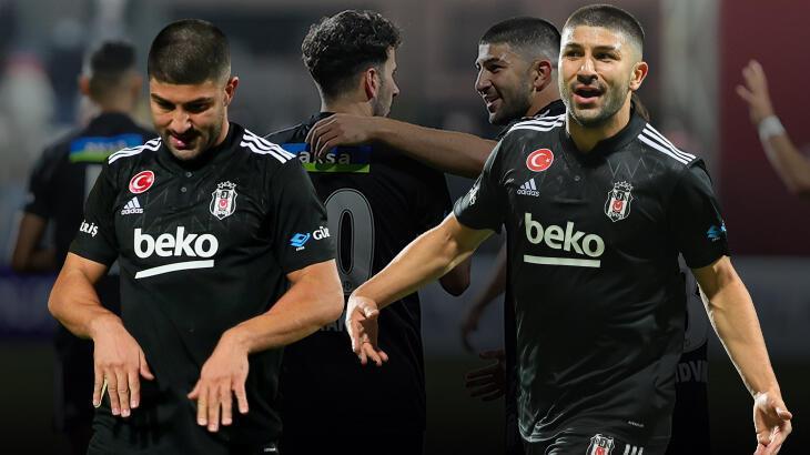 Son dakika haberi: Beşiktaş'ta Güven Yalçın'ın gol sevinci dikkat çekti! Yıldız futbolcu eleştiri topladı