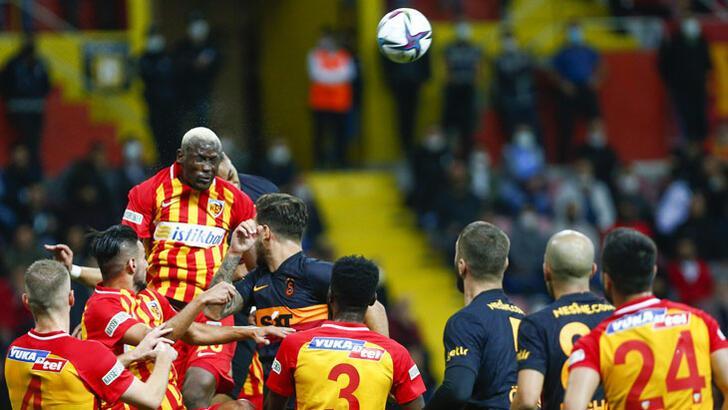 Galatasaray, Göztepe karşısında moral arıyor