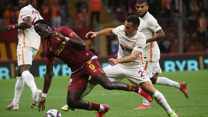 Galatasaray - Göztepe: 2-1