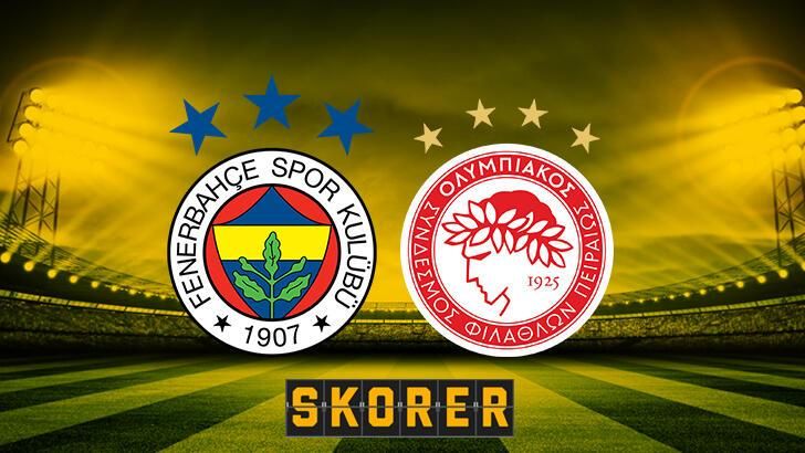 FB Avrupa ligi maçı ne zaman? Fenerbahçe-Olympiakos maçı saat kaçta hangi kanalda yayımlanacak?