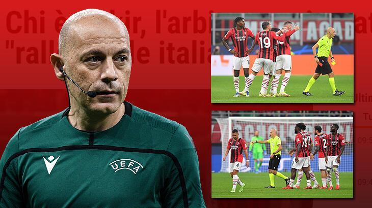 Son dakika haberi: İtalya'da gecenin olayı! Cüneyt Çakır'ın üzerine yürüdü, maç sonu şok tepki: 'İhanet! Milan'ı ağlattı, mahvetti'