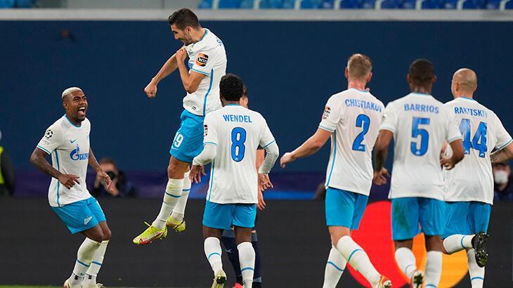 Son dakika haberi: Zenit, Malmö'yü 4-0'la geçti