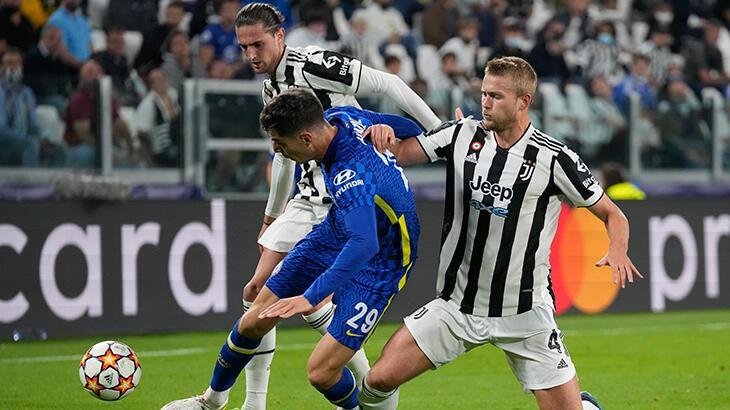 Juventus - Chelsea: 1-0