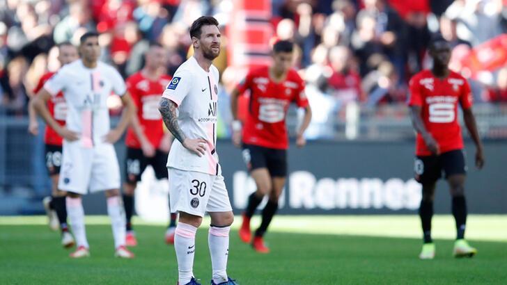 Rennes-Paris Saint Germain: 2-0