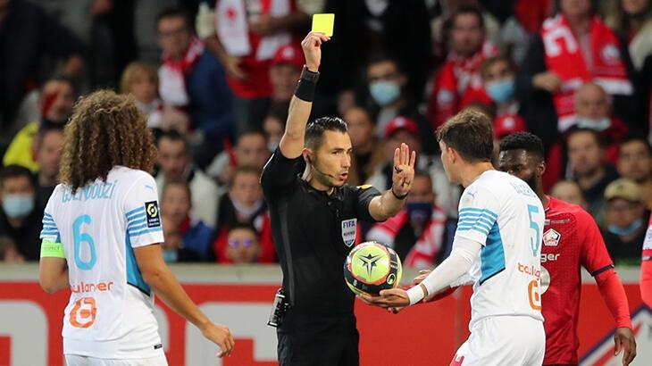 Lille - Marsilya: 2-0