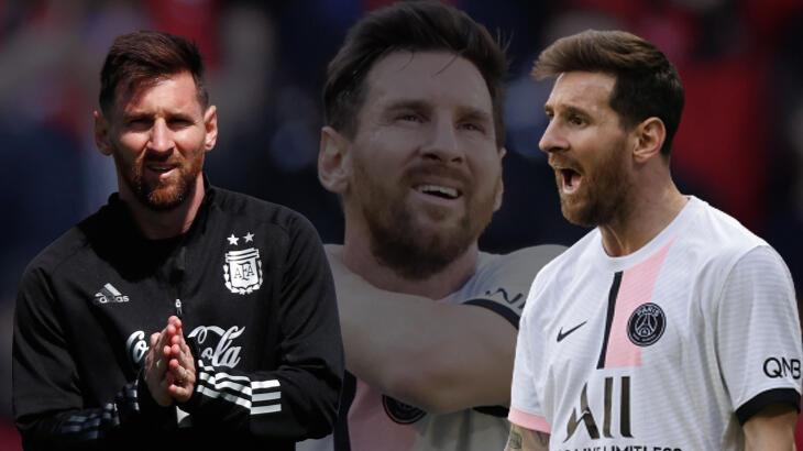 Son dakika transfer haberleri: Lionel Messi ilk kez konuştu! Barcelona'ya dair itirafta bulundu