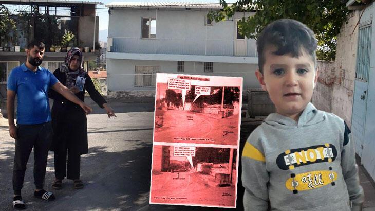 Savcı, kazada ölen 2 yaşındaki Emirhan'ı kusurlu bulan raporu dikkate almadı