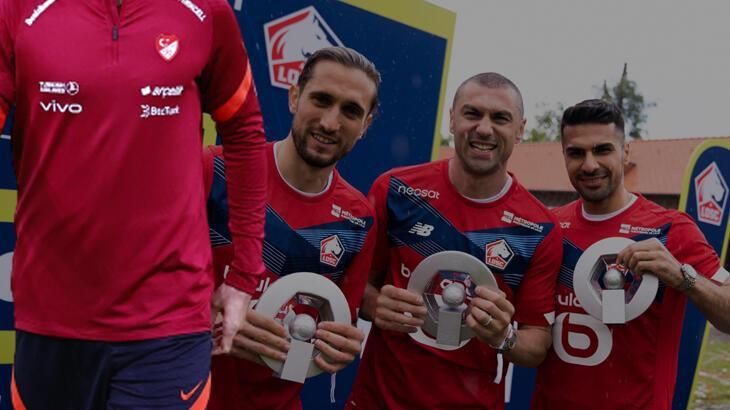 Son dakika transfer haberleri: Milli futbolcunun yeni takımını duyurdular! Lille'den bir Türk eksiliyor