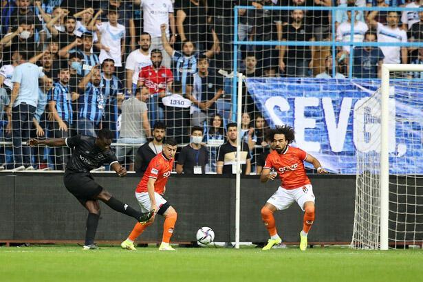 Adana Demirspor - Yeni Malatyaspor maçından görüntüler