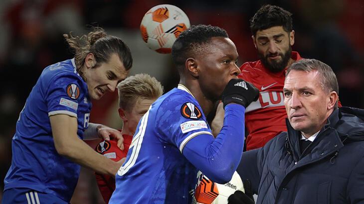 Son dakika haberleri: UEFA Avrupa Ligi'nde inanılmaz maç! Tarihe geçti, Çağlar Söyüncü