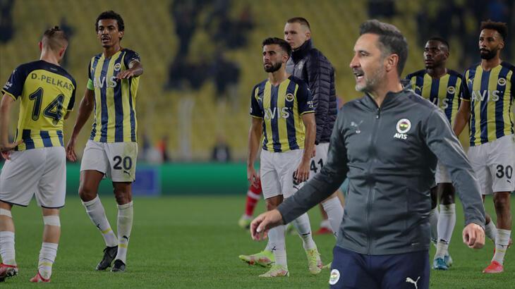 Son dakika transfer haberleri: Vitor Pereira biletini kesti! Fenerbahçe'de ilk ayrılık gerçekleşiyor