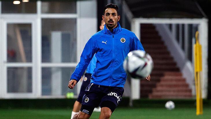 Son dakika haberleri: Fenerbahçe'de Alanyaspor maçı hazırlıkları başladı