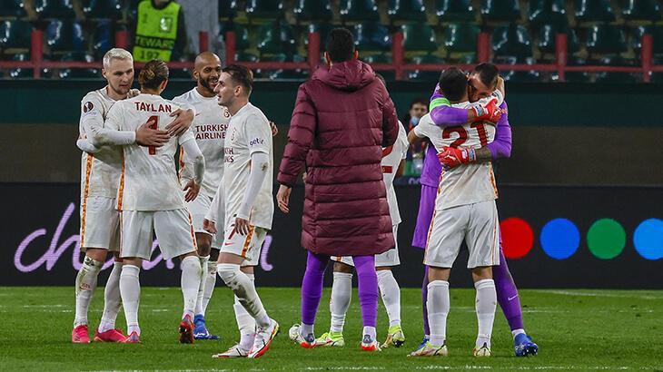 Son dakika haberleri: Galatasaray'dan Avrupa'da müthiş performans! Beşiktaş ve Fenerbahçe'nin toplamını geçti