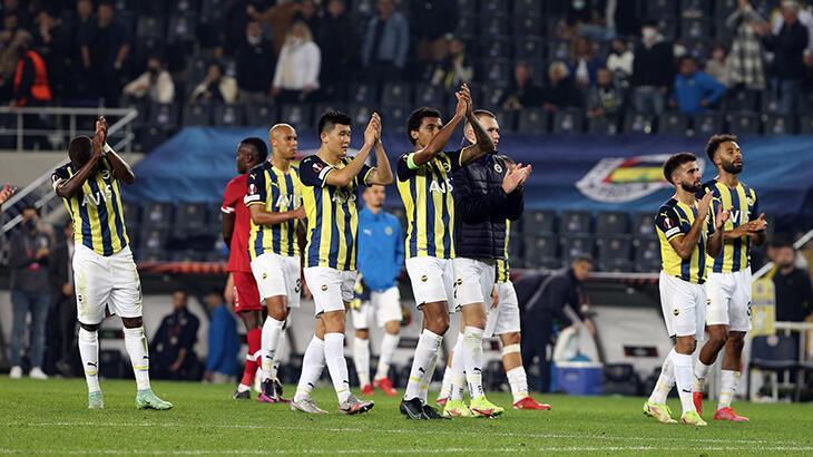 Son dakika haberleri: Fenerbahçe'de savunma performansı güven vermiyor!