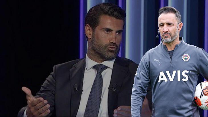 Son dakika haberleri: Volkan Demirel'den Vitor Pereira'ya tepki! 'Fenerbahçe...'