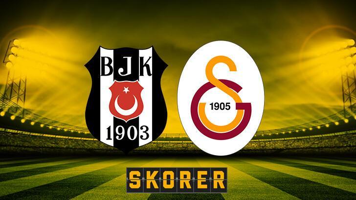 Dolmabahçe'de derbi heyecanı! Beşiktaş-Galatasaray maçı ne zaman saat kaçta hangi kanalda?