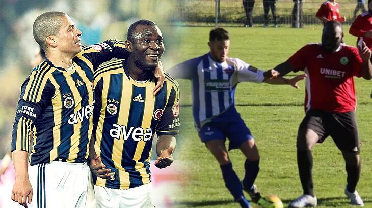 Fenerbahçe'nin eski golcüsü Henri Bienvenu'nun takımı şok etti