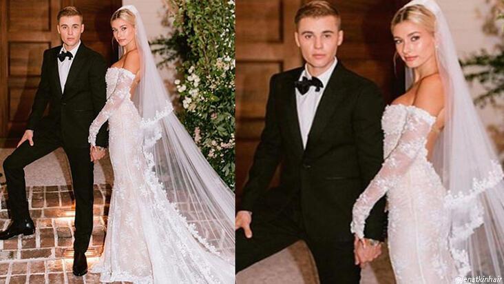 Hailey Bieber düğününe nasıl hazırlandı?