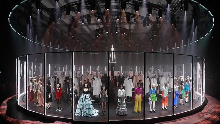 Moda devi Gucci'den yeni koleksiyon
