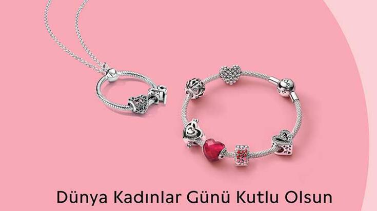 7-8 Mart'ta mücevherlerinizin yarısı hediye