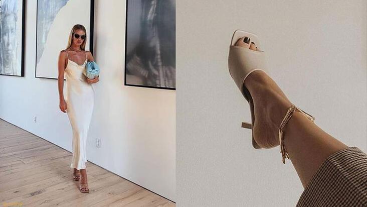 Önlenemeyen sandalet trendi: Kare burun