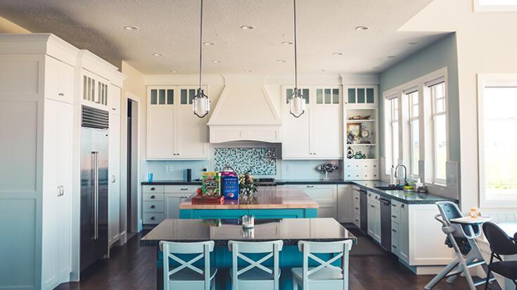 2020 Mutfak Dolapları Modelleri - Mutfağını Yenilemek İsteyenler İçin Modern Mutfak Dolabı Modelleri