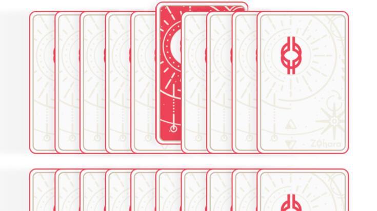 Kartınız bugün size ne söylüyor? Hemen bir kart seçin!