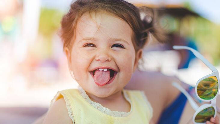 Bebeklerin hassas cildi için doğal bebek serisi