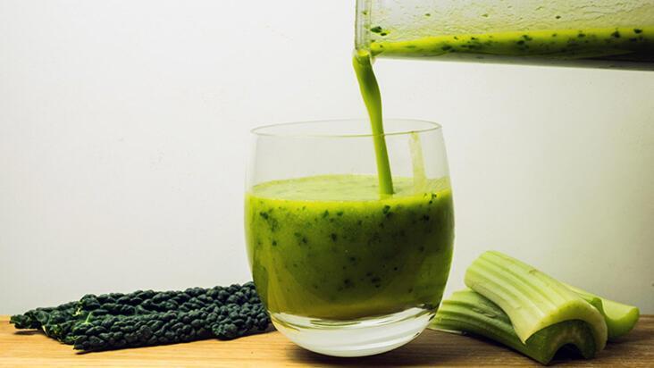 Gastriti en az seviyeye indiren 5 içecek tarifi