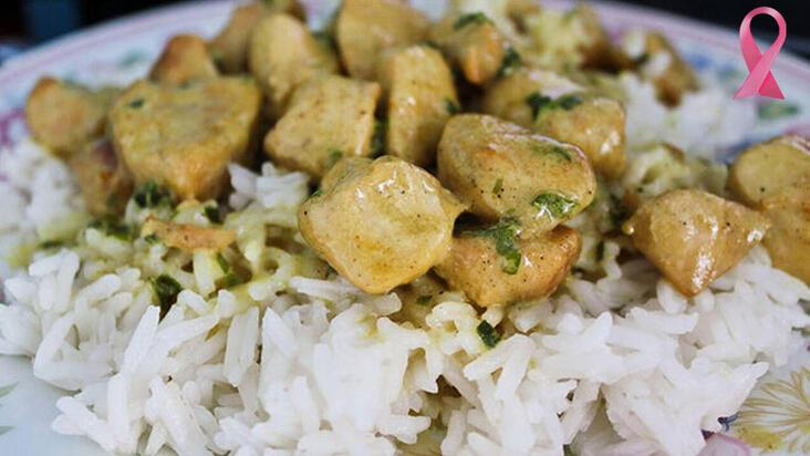 Bademli köri soslu hindi tarifi