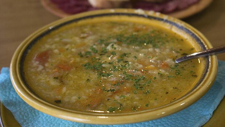 Muradiye çorbası tarifi - Muradiye çorbası nasıl yapılır?