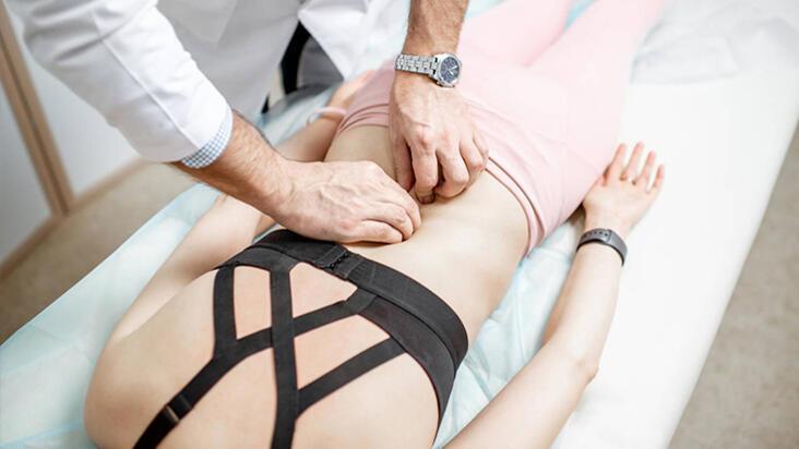 Pandemide artan ağrılara ilaçsız tedavi osteopati çare oldu