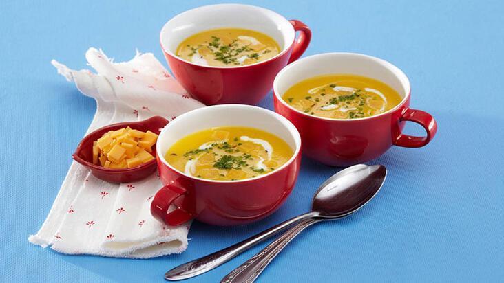 Balkabaklı kış çorbası tarifi