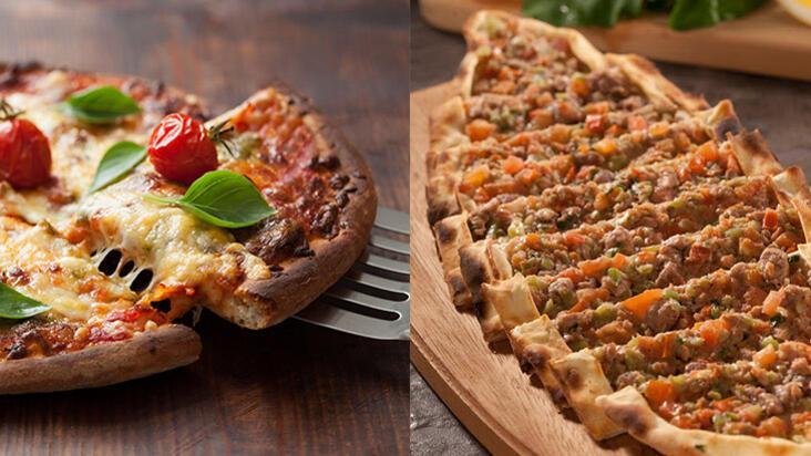 Sosyal medyada anket başlattı! 'Pizza mı, pide mi?' sorusuna bu yanıt geldi!