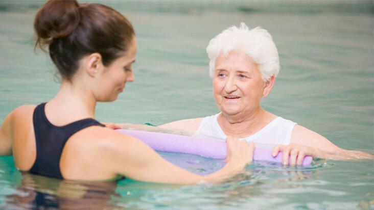 Bu hastalıklar hidroterapi ile tedavi edilip iyileştiriliyor