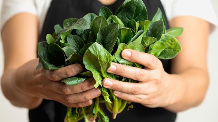 Kan ve kemikler için önemli K vitamini açısından en zengin 12 gıda