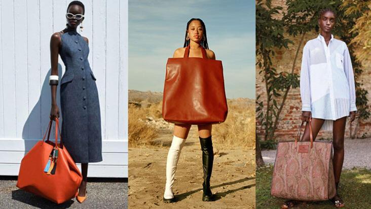 Trend alarmı: Extra large çantalar