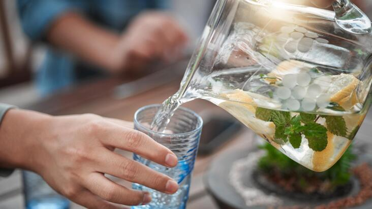 Ramazanda böbrekleri susuzluktan korumanın yolları